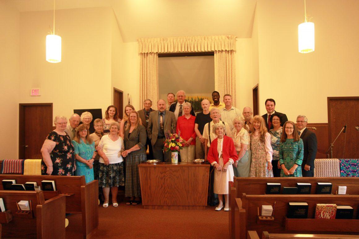 Lancaster Church Celebrates 40th Anniversary