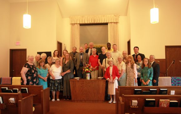 Lancaster Church Celebrates 40th Anniversary