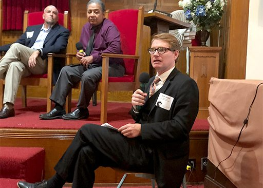 Milwaukee Central Hosts First Joint Conference Public Affairs and Religious Liberty Sabbath