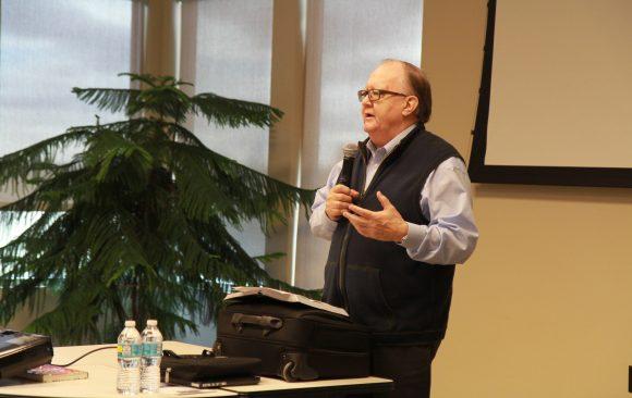Dan Jackson, North American Division President, Guest Speaker for Pastors Meeting