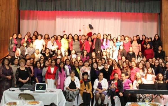 Banquete Evangelístico de la Mujer Hispana, 2018