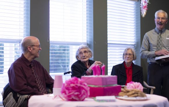 Watertown Church Member Mable Gloede Celebrates 101st Birthday