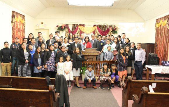 Independence Hispanic Mission Group Organized