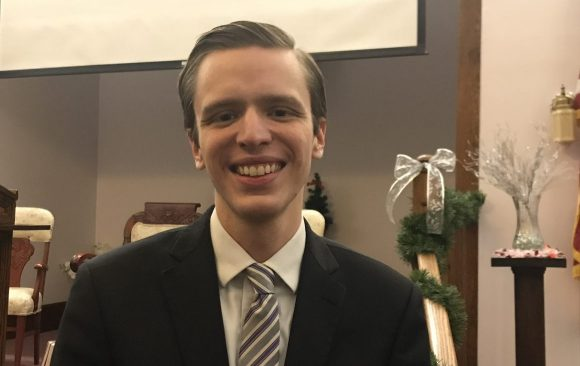 David Mann to Pastor Superior District