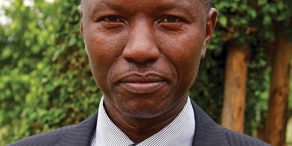 This Sabbath Dr. Ndamyumugabe of Weimar Speaks at Wisconsin Academy
