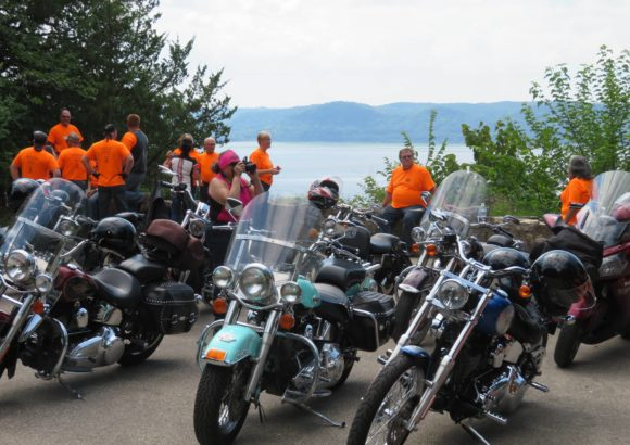 Join the 15th Annual Cruisin' 4 Christ Motorcycle Rally