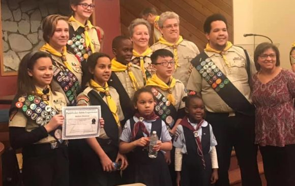 20 Wisconsin Pathfinder Clubs Enter the Bible Experience Challenge