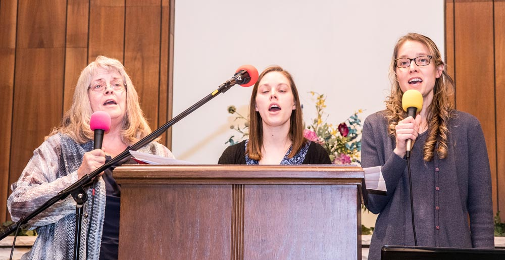 Oxford Church Holds District Music Festival