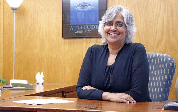 Rosalie Rasmussen New Wisconsin Academy Principal