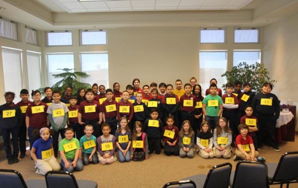 Wisconsin Conference 6th Annual Spelling Bee
