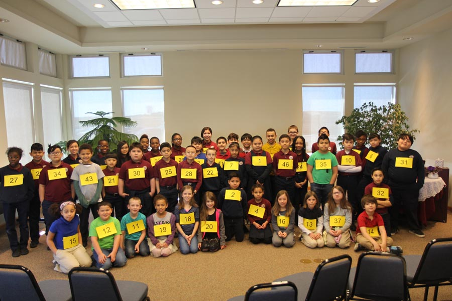 Wisconsin Conference 6thAnnual Spelling Bee