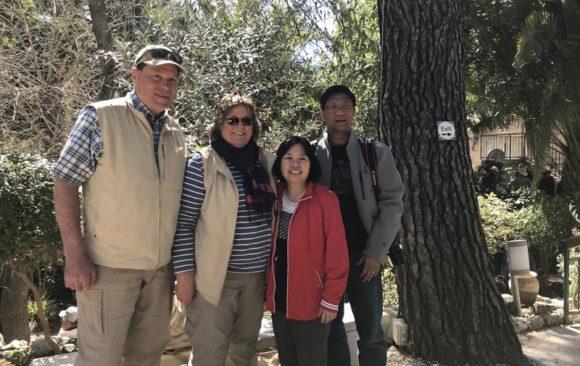 Sabbath, March 9: Wisconsin Conference Pastors Israel Trip