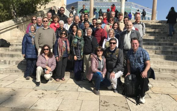 Wednesday, March 6: Wisconsin Conference Pastors Israel Trip
