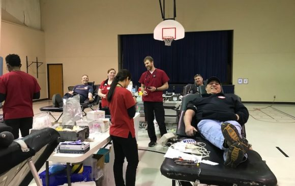 Madison East Church Helps 81 People Through Blood Drive