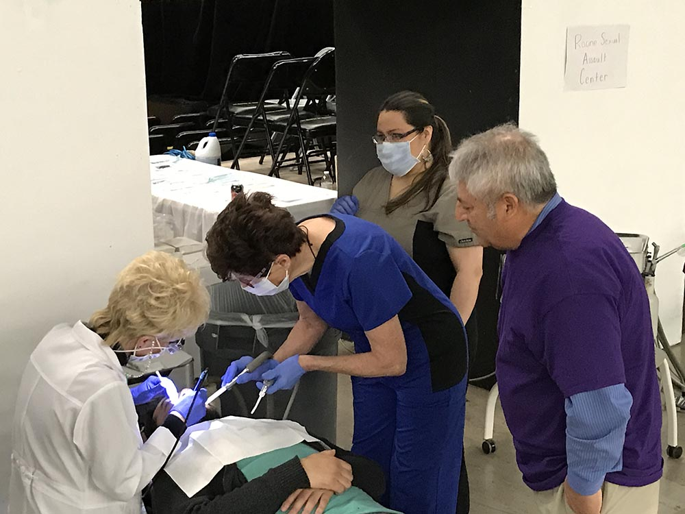 Racine Church Holds Joint Health Fair and Free Dental Clinic with School District Family Empowerment Day