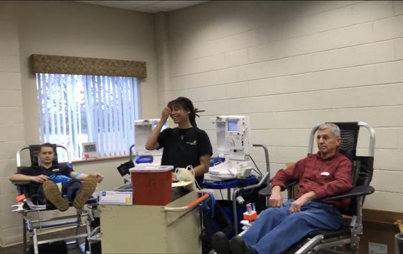 Raymond Church to Host Blood Drive