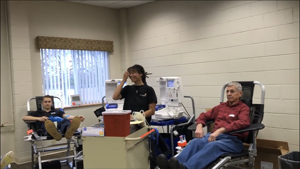 Raymond Church to Host Blood Drive
