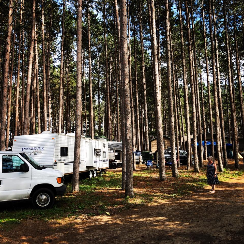 Wisconsin Camp Meeting A Foretaste of Heaven