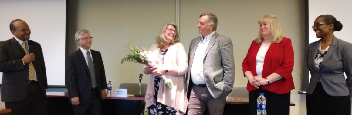 Lake Union Board of Education Honors Linda Rosen, Retiring Superintendent of Education for the Wisconsin Conference