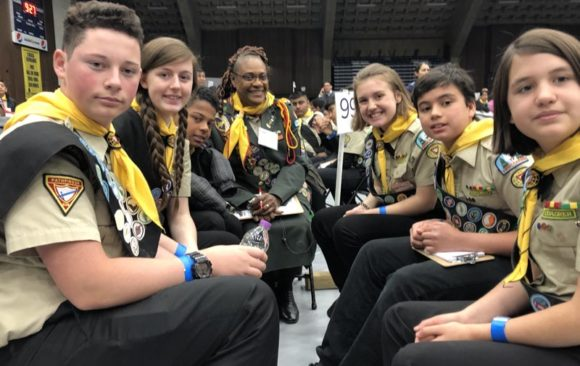 Three Wisconsin Clubs Shine at NAD Pathfinder Bible Experience