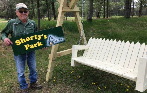 "New ""Park"" Honors Camp Wakonda Volunteers"
