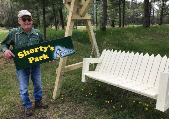 """New """"Park"""" Honors Camp Wakonda Volunteers"""