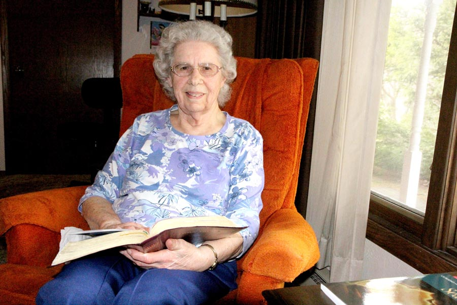 Life Lessons: Jeanette Mann, 95 – Facing Constant Change With Her Never Changing Jesus
