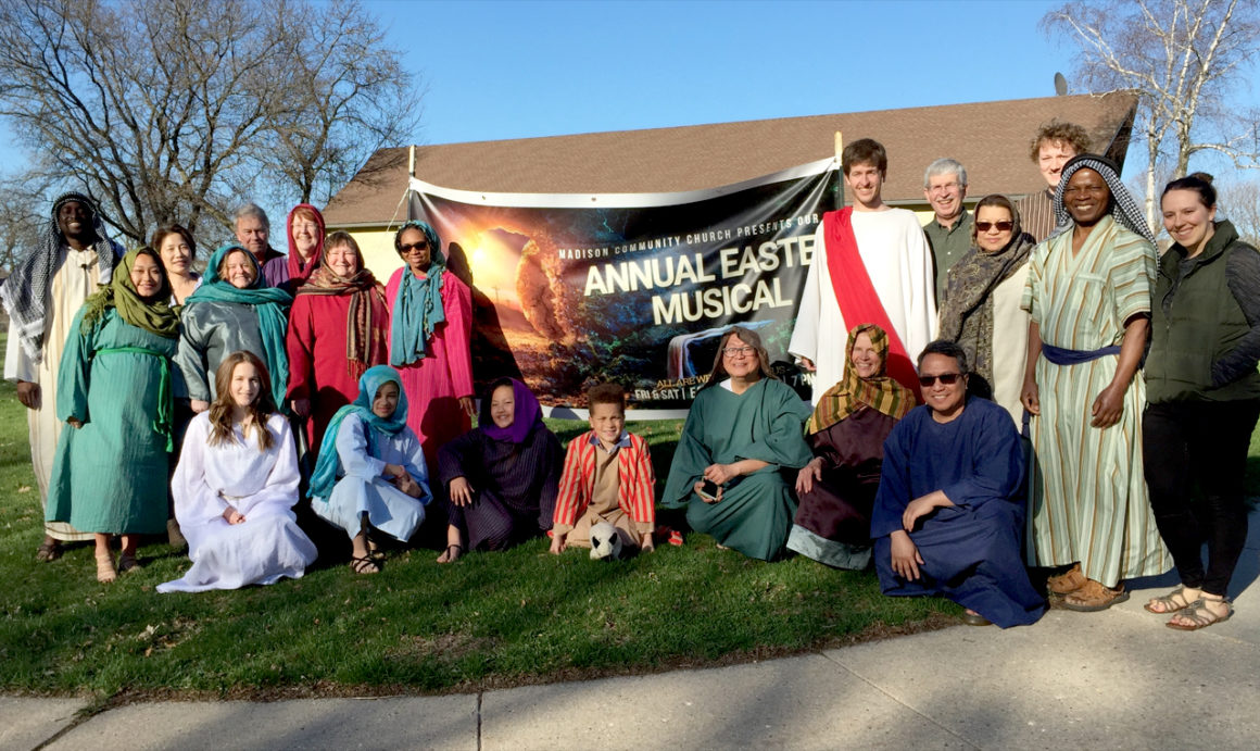 Busy Spring at Madison Community – Easter Musical, Evangelistic Series, and Baptisms
