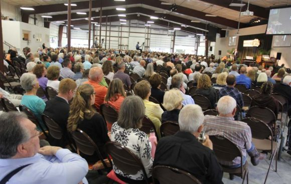 "2019 Pictorial Review of Wisconsin Conference Camp Meeting ""We Would See Jesus"""