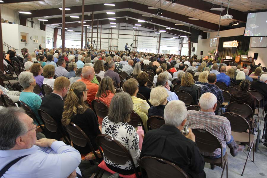 """2019 Pictorial Review of Wisconsin Conference Camp Meeting """"We Would See Jesus"""""""