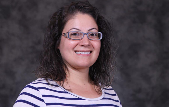 New Teacher Ivelisse Gonzalez-Lozano at Milwaukee SDA School North Campus