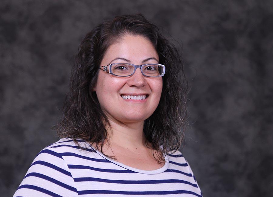 New Teacher Ivelisse Gonzalez-Lozano at Milwaukee SDA School North Campus