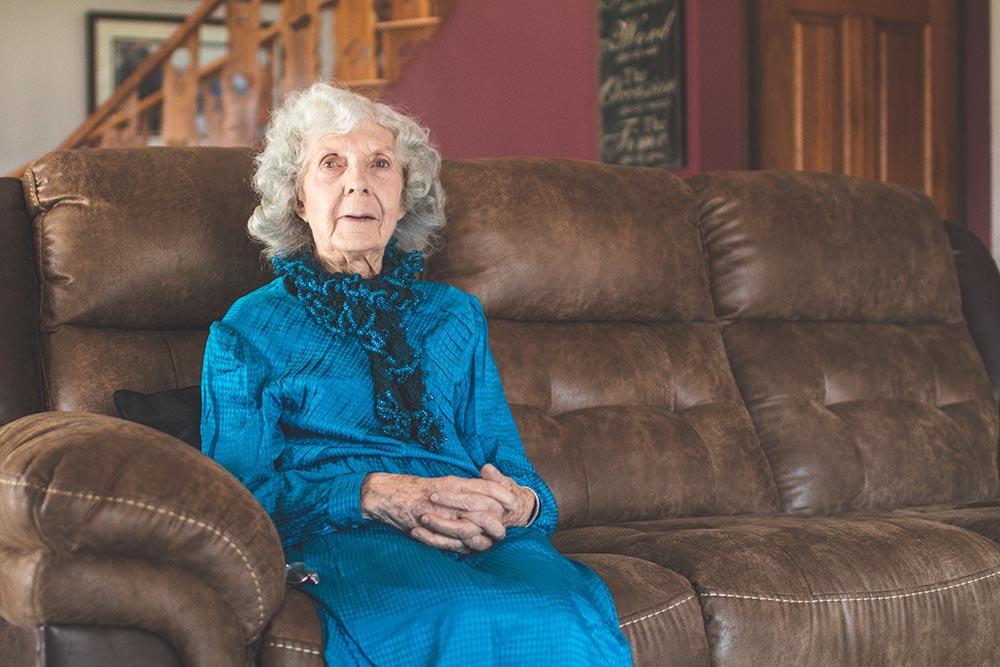 Life Lessons: Lola Luttig, Age 92 – Healthy Living
