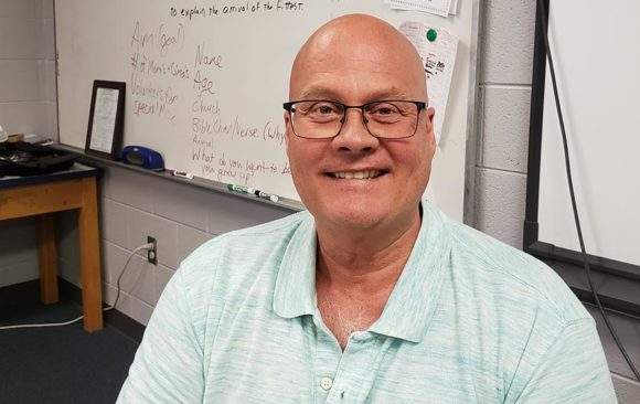 Rick Blumenschein New Teacher for Green Bay Adventist Junior Academy
