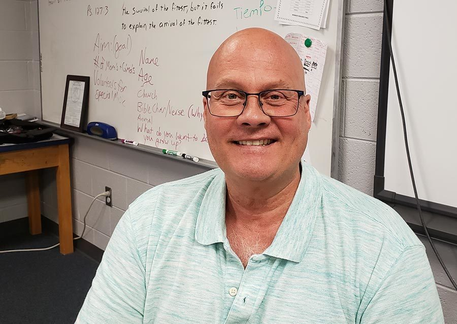 Rick Blumenschein New Teacher for Green Bay Adventist Junior Academy