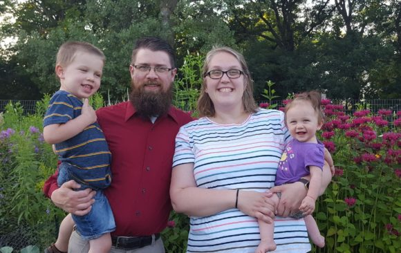 Eric Anderson New Lay Pastor for Wautoma Church