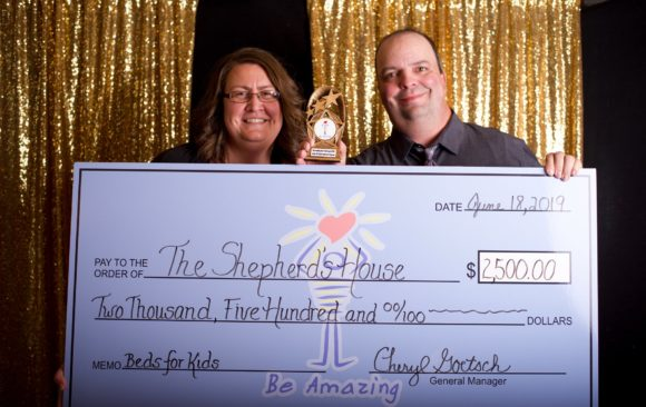 """Beds For Kids Awarded """"Outstanding Non-Profit"""""""