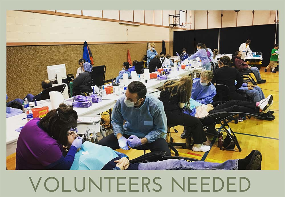 Volunteers Needed for Three Adventist Community Health Clinic's