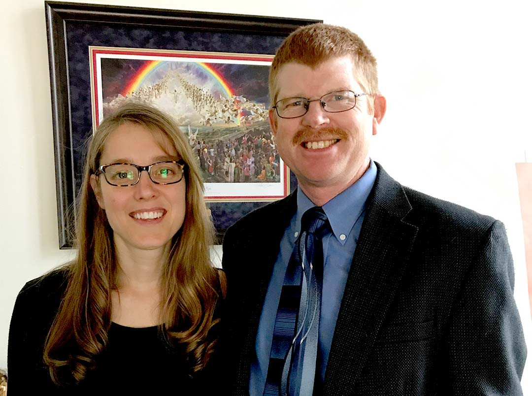 Jeff Veldman New Lay Pastor for Oxford Church