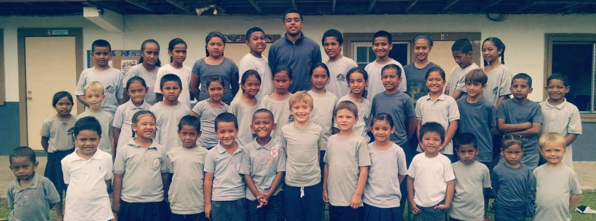 Keep Kosrae Prayed For and Cared For Video