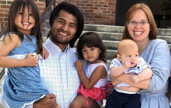 Kevin Moreno New Associate Pastor for Green Bay Church