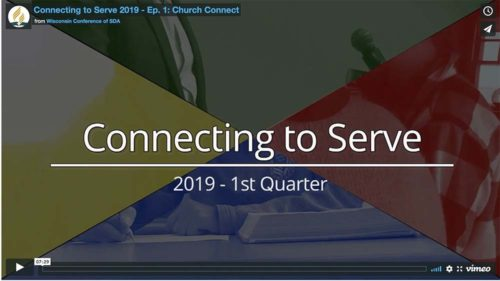 Church Connect Video: First Wisconsin Conference Initiative