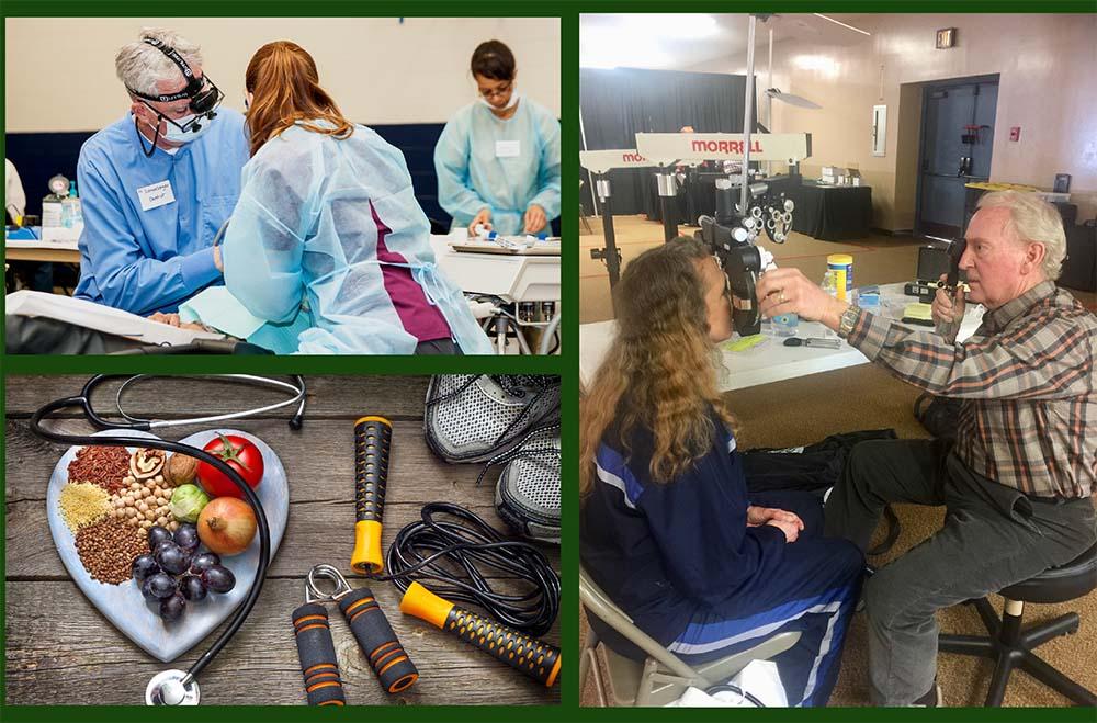 Volunteer to Help Provide Free Adventist Community Health Clinics Across Wisconsin