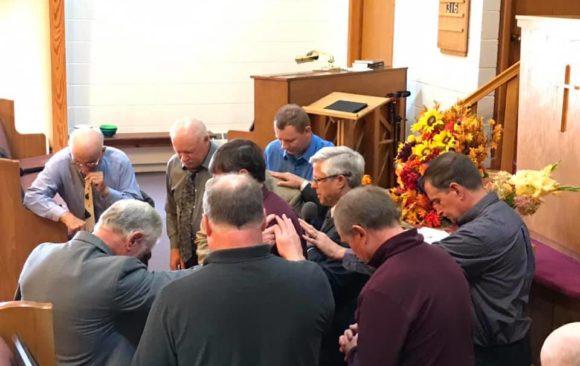 Lena Church Ordains New Church Leaders