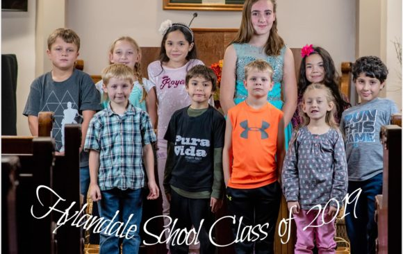 Hylandale SDA Christian School, Class of 2019