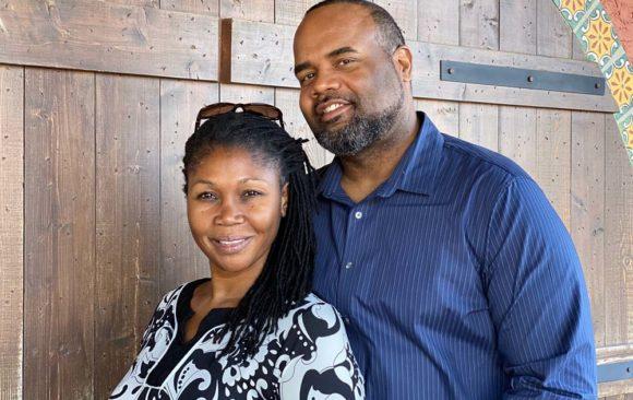 Carlton Mouzon, New Pastor for the Lena District