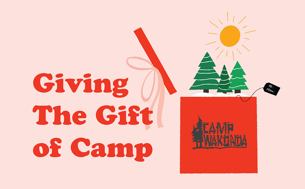 Gift Certificates for Camp, Winter Ski Retreat, and More!