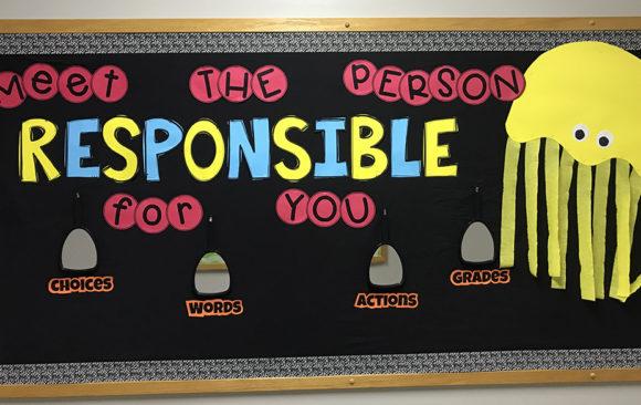 Bulletin Boards in Wisconsin Elementary Schools