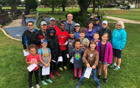 Three Angels Christian School Walkathon Raises $1,200