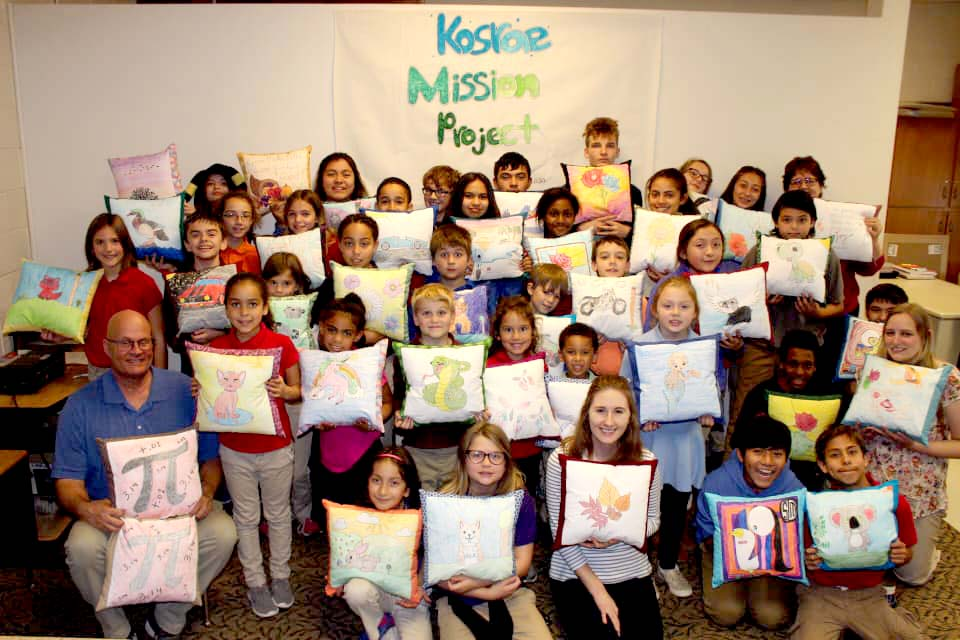 Green Bay Junior Academy Students Raise $920 for Kosrae Mission Project